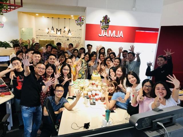 Những nhân sự của công ty JAMJA