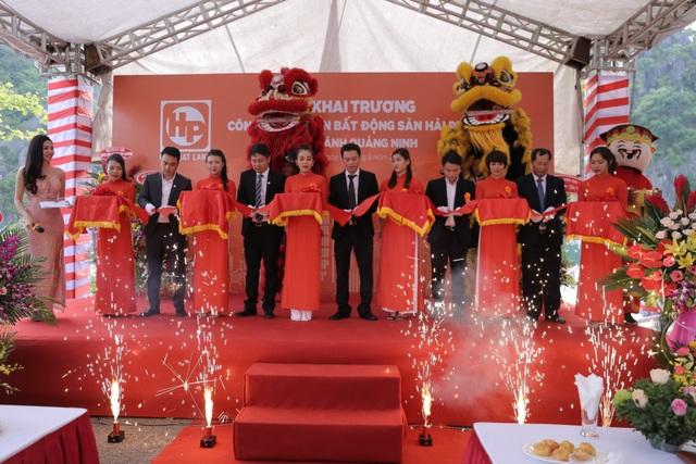 Hải Phát Land chính thức khai trương chi nhánh tại Quảng Ninh