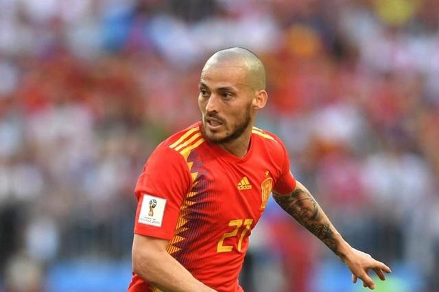 David Silva nói lời chia tay đội tuyển Tây Ban Nha