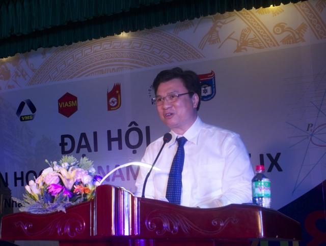 Thứ trưởng Bộ GD-ĐT Nguyễn Hữu Độ.