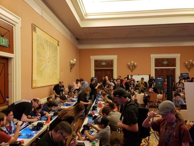 Chương trình đào tạo hacker nhí tại sự kiện DEFCON 26.