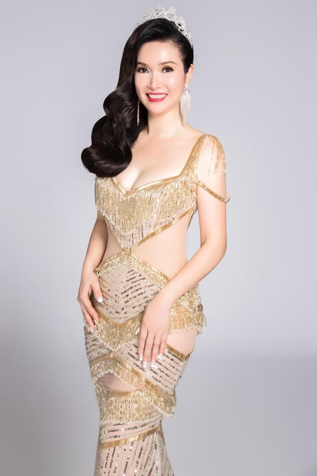 Nhan sắc của Hoa hậu Bùi Bích Phương sau 30 năm đăng quang.