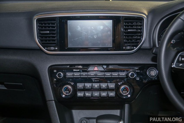 Cận cảnh Kia Sportage phiên bản nâng cấp - 7