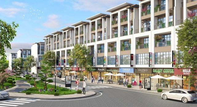 Shophouse TMS Grand City Phúc Yên kiến tạo một đẳng cấp sống hoàn toàn mới