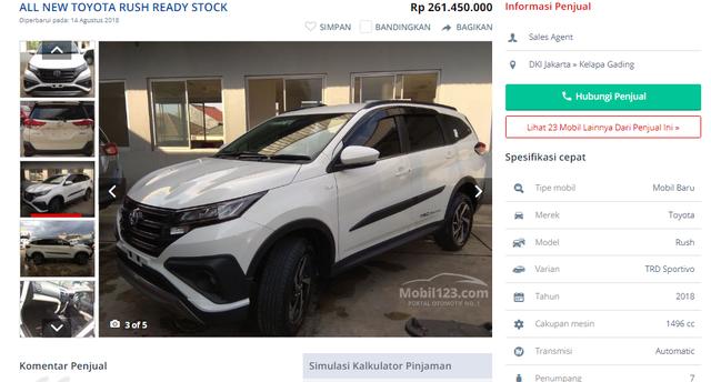 Nhiều loại xe Thái Lan, Indonesia hàng hot tại Việt Nam có giá bán khá rẻ