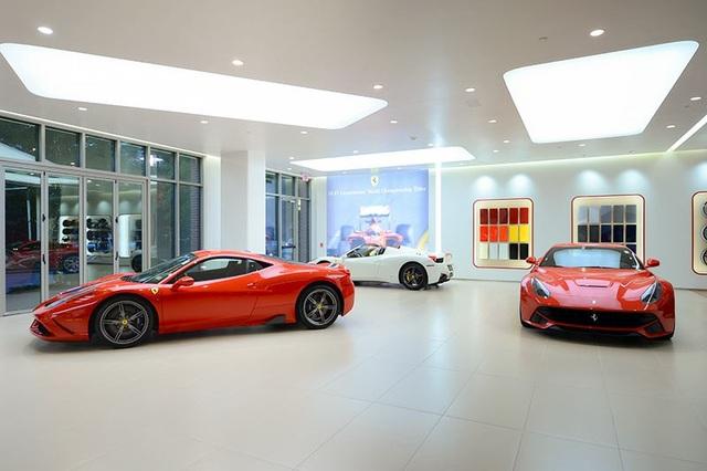Bán một chiếc Ferrari lãi gấp trăm lần Land Rover - 1