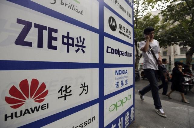Huawei liên tiếp gặp khó tại Mỹ