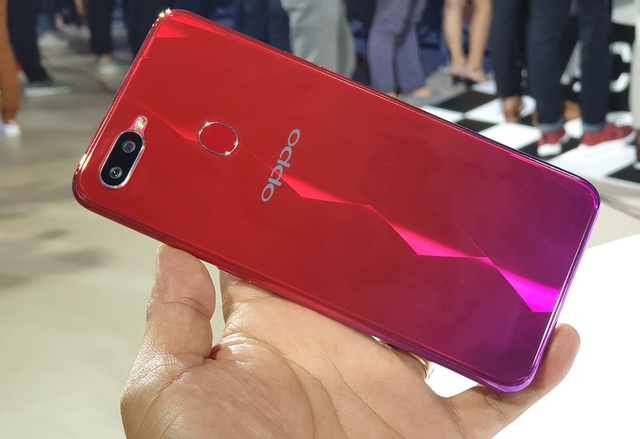 Oppo F9 có công nghệ sạc pin nhanh ra mắt tại Việt Nam, giá 7,69 triệu đồng - 2
