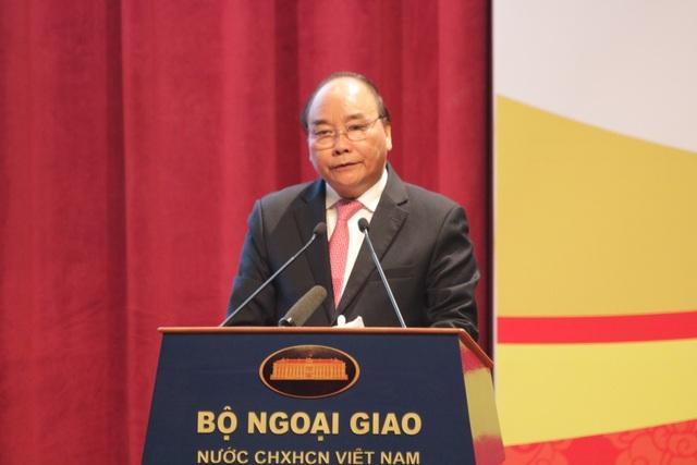 Thủ tướng Chính phủ Nguyễn Xuân Phúc (ảnh: Hữu Nghị)