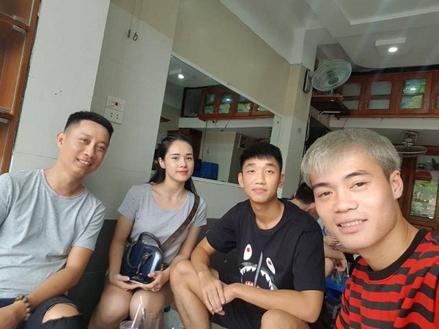 Đọ sắc các bóng hồng của tuyển thủ U23 Việt Nam - 1
