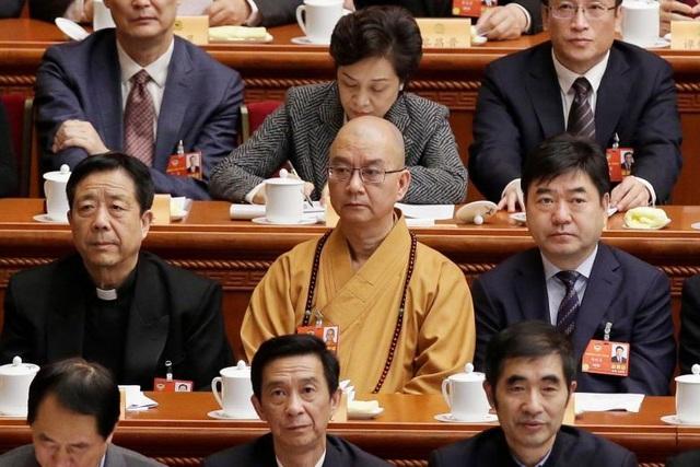 Nhà sư Xuecheng (Ảnh: Reuters)