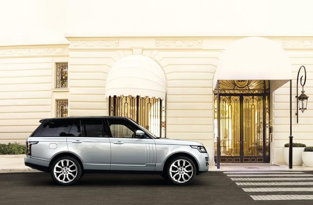 Bộ sưu tập nhà Range Rover sẽ được trưng bày và thực nghiệm vượt địa hình tại Đà Nẵng.