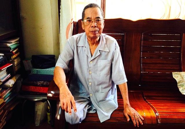 Thiếu tá tình báo Nguyễn Văn Thương bị cụt đôi chân vì những màn tra tấn dã man của địch