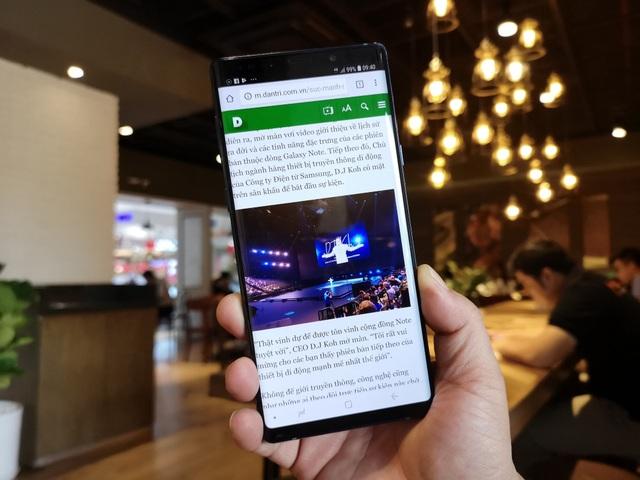 Galaxy Note9 chính hãng lên kệ, giá bán thấp hơn dự kiến - 3