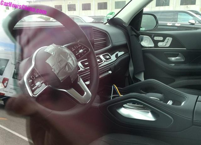 Hé lộ hình ảnh nội thất Mercedes-Benz GLE thế hệ mới - 3