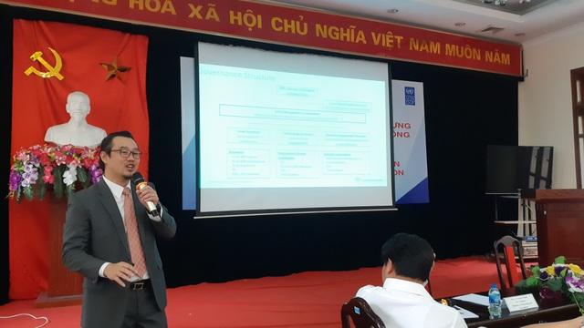 Ông Singmeng, chuyên gia thuộc Văn phòng AI Quốc gia Singapore, Đại học Quốc gia Singapore.