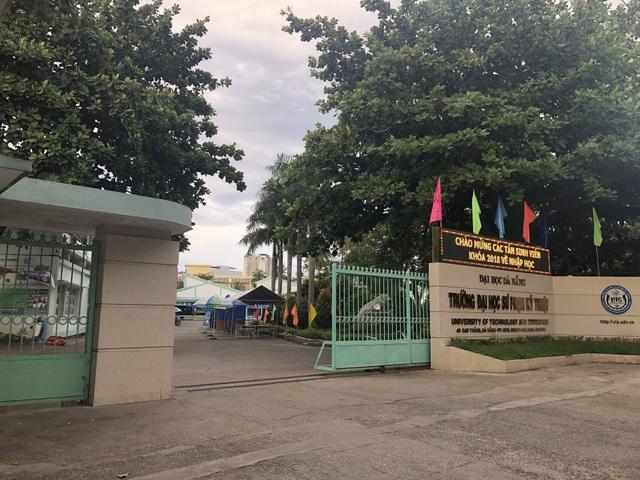 Trường ĐH Sư phạm Kỹ thuật Đà Nẵng