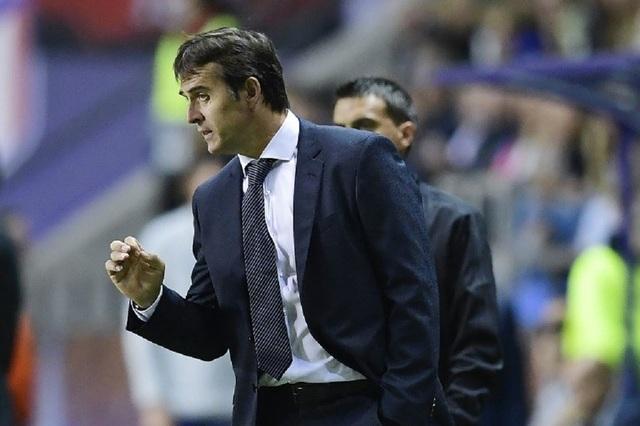HLV Lopetegui khẳng định Real Madrid sẽ không vội vã chiêu mộ ngôi sao