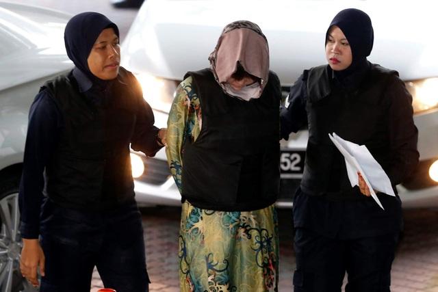 Nghi án Kim Jong-nam: Chưa được trắng án, Đoàn Thị Hương buộc phải biện hộ - 5