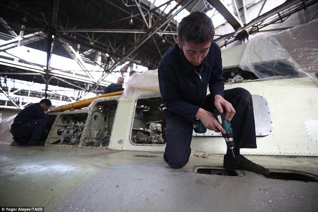 Gorbunov Aviation mở cửa từ năm 1927 và đã chế tạo, lắp đặt nên rất nhiều máy bay chiến đấu và dân dụng huyền thoại của Liên Xô và Nga trong nhiều năm qua.