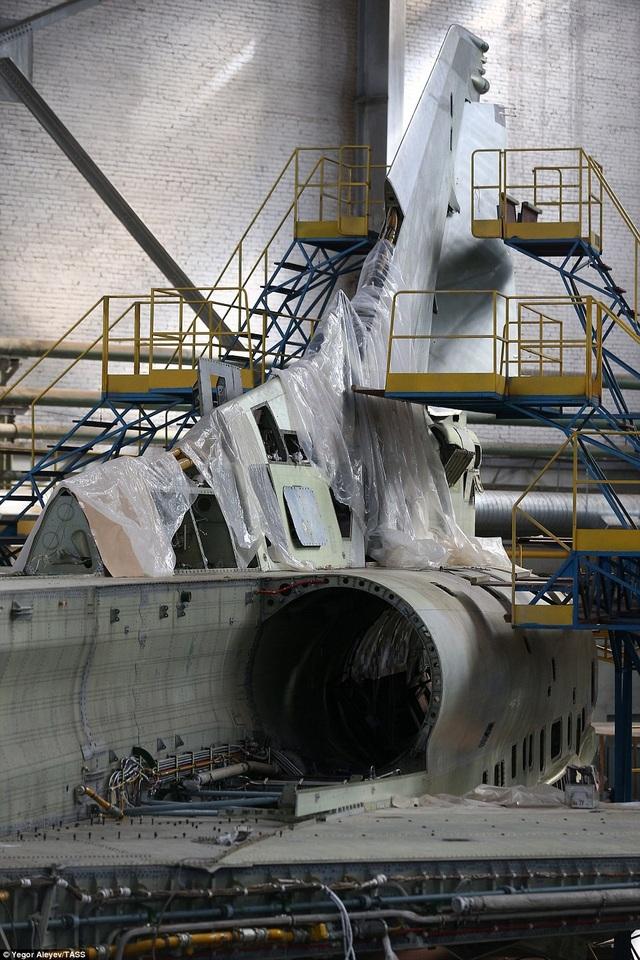 Theo đánh giá của ông Viktor Bondarev, chủ tịch ủy ban Quốc phòng và An ninh Thượng viện Nga, các máy bay ném bom chiến đấu Tu-22M3 hoạt động rất hiệu quả tại chiến trường Syria. Mẫu máy bay bày cùng Tu-160 và Tu-95 tạo nên bộ 3 máy bay chiến lược tầm xa hàng đầu của Nga.