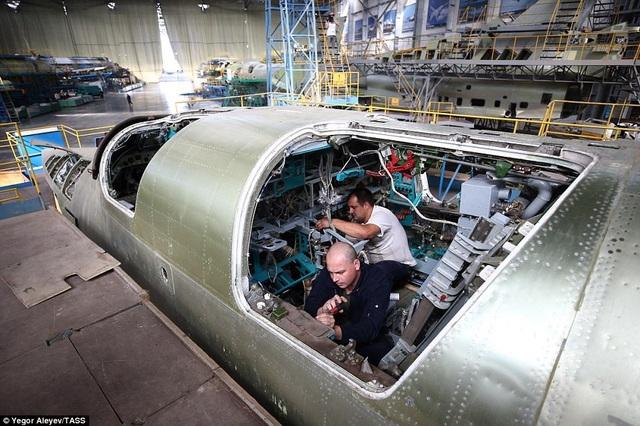 Máy bay Tu-22M3M sẽ được trang bị hệ thống radar Leninets PN-AD và hệ thống định vị/tấn công NK-45, hỗ trợ các nhiệm vụ tác chiến trên không hiệu quả hơn hẳn máy bay tiền nhiệm Tu-22M3.