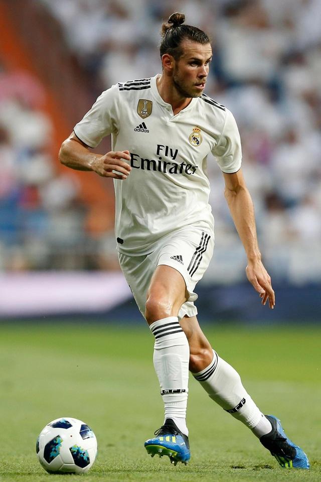 HLV Julen Lopetegui ấn tượng với sự chuyên nghiệp của Gareth Bale