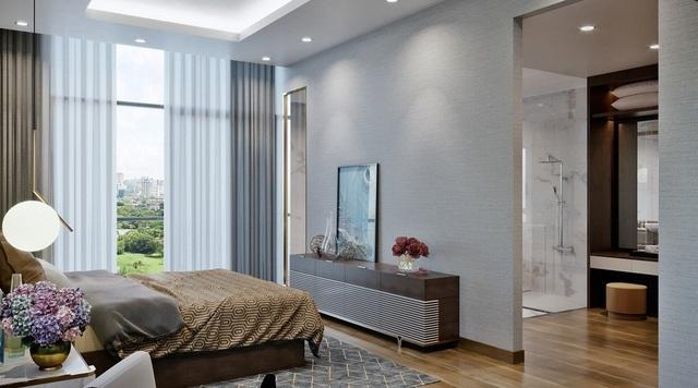 Mỗi sáng thức giấc tại căn phòng rộng rãi, hướng tầm nhìn bao quát cả khoảng không xanh mướt, rộng lớn mênh mông là một ước mơ của cư dân đô thị. Và tại Shop villa Imperia Garden, mơ ước đó sẽ trở thành hiện thực.