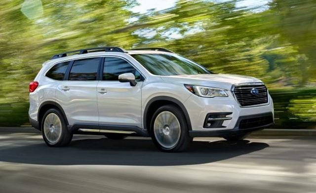 Ascent là mẫu SUV lớn nhất của Subaru
