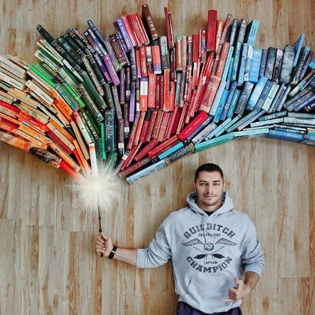 Thế giới đẹp đẽ của người đàn ông thích đọc sách - 1