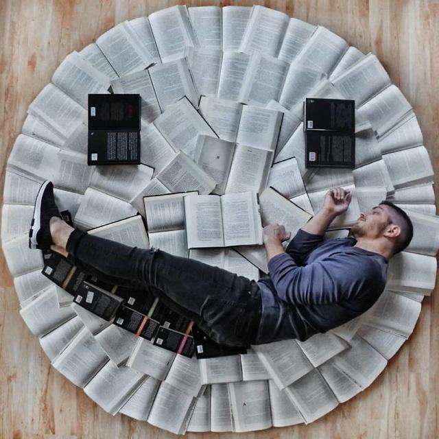 Thế giới đẹp đẽ của người đàn ông thích đọc sách - 2