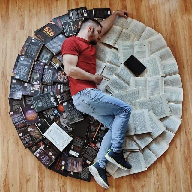 Thế giới đẹp đẽ của người đàn ông thích đọc sách - 10