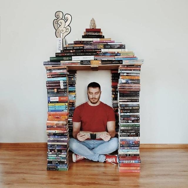 Thế giới đẹp đẽ của người đàn ông thích đọc sách - 13