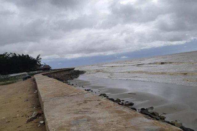 Các địa phương ven biển tỉnh Thanh Hóa bình yên sau cơn bão