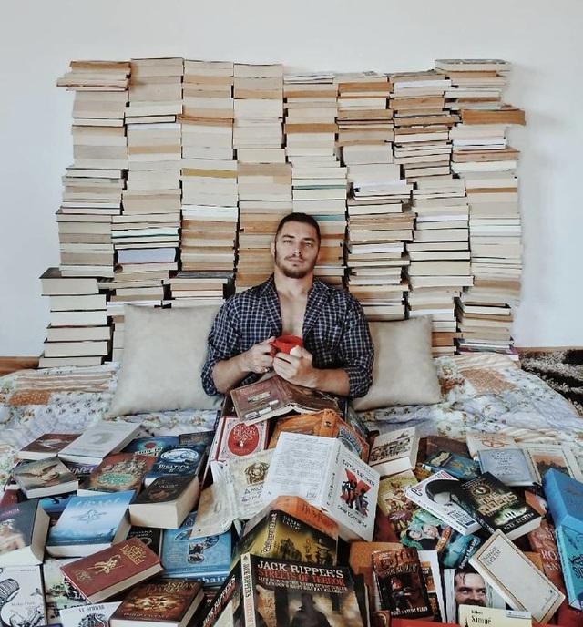 Thế giới đẹp đẽ của người đàn ông thích đọc sách - 20