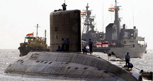 Tàu ngầm lớp Kilo (Ảnh minh họa: Sputnik)