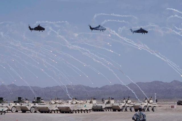 Lầu Năm Góc cho rằng, Trung Quốc đang cải thiện khả năng của các máy bay chiến đấu nhằm tấn công các mục tiêu ở khoảng cách ngày càng xa. (Ảnh minh họa: Reuters)