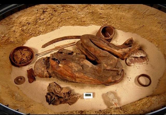 Thêm một điều kinh ngạc về nền văn minh Ai Cập cổ đại - Ảnh 1.