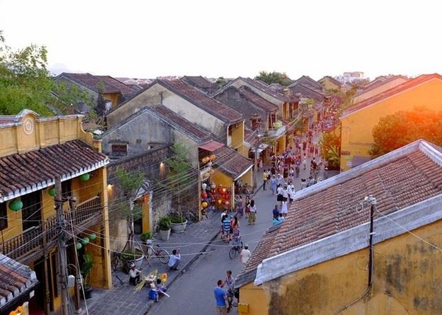 Dịch vụ du lịch văn hóa, sinh thái… cũng là những lĩnh vực cần thu hút đầu tư tại Quảng Nam