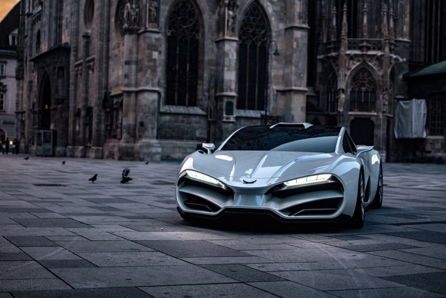 """""""Chim săn mồi"""" Milan Red - Mối đe dọa của Bugatti và Koenigsegg - 2"""