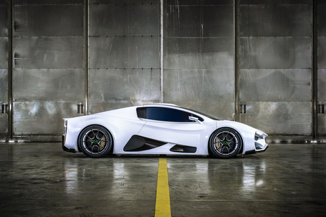 """""""Chim săn mồi"""" Milan Red - Mối đe dọa của Bugatti và Koenigsegg - 8"""