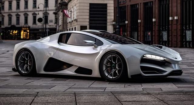 """""""Chim săn mồi"""" Milan Red - Mối đe dọa của Bugatti và Koenigsegg - 4"""