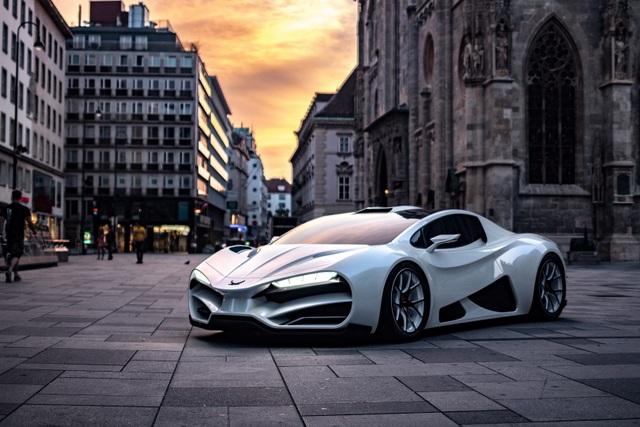 """""""Chim săn mồi"""" Milan Red - Mối đe dọa của Bugatti và Koenigsegg - 6"""