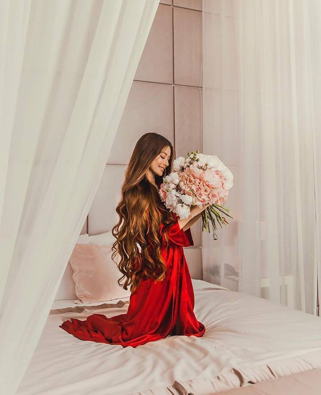 """""""Công chúa tóc mây"""" gốc Việt gây sốt với bộ ảnh chụp nơi quê nhà - 10"""