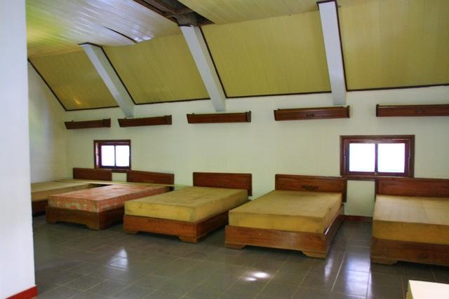 Các phòng trên gác mái