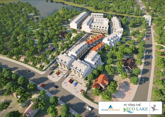 Toàn cảnh dự án Eco Lake Hue