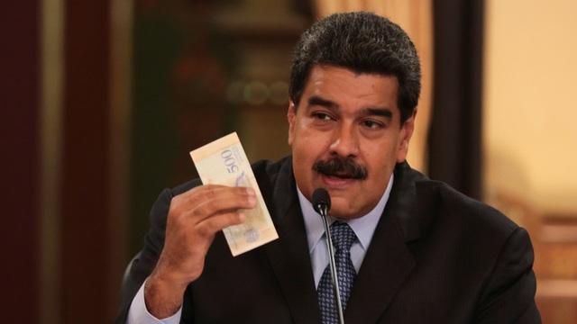 Tổng thống Venezuela Maduro (Ảnh: Reuters)