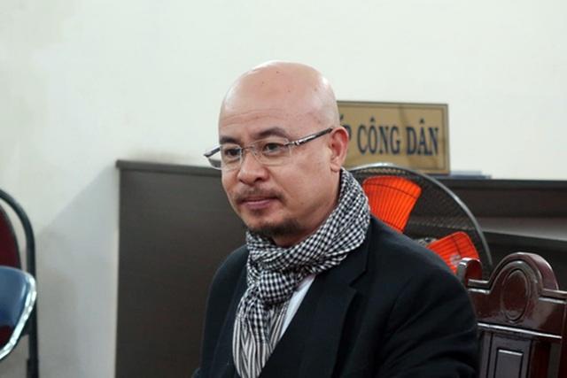 Ông Đặng Lê Nguyên Vũ tại buổi hòa giải.