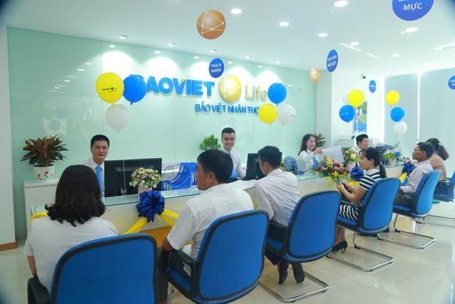 Bảo Việt Nhân thọ đã và đang phục vụ 12,5 triệu lượt khách hàng với tổng số tiền chi trả quyền lợi và đáo hạn gần 34.000 tỷ đồng.