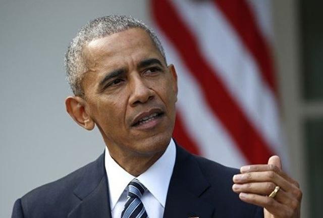 Cựu Tổng thống Mỹ Barack Obama (Ảnh: Reuters)